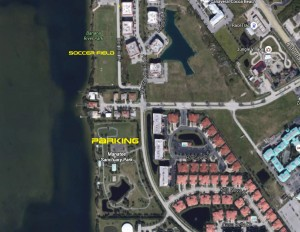 Areal Pic Manatee park