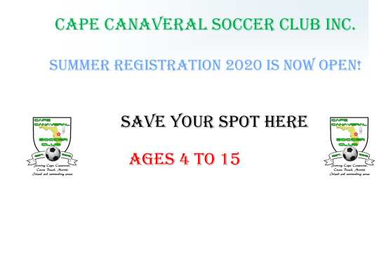 2020 Summer Registration is now open. Check out our coaches discount